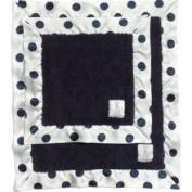 Little Giraffe Love on the Go Chenille New Dot Mini Blanket and Blanky
