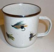 Golden Rabbit FF05 Fishing Fly 350ml Mug
