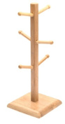 Norpro Wood Mug Rack - 294117