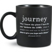 Journey Basic Faith Ceramic Mug