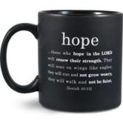 Hope Basic Faith Ceramic Mug