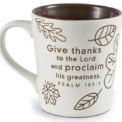 Proclaim His Greatness Mug