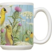 Fiddlers Elbow FEC311 Goldfinches 440ml Mug