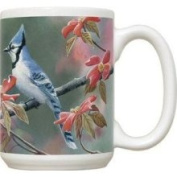 Fiddlers Elbow FEC630 Blue Jay 440ml Mug