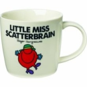 Wild and Wolf Little Miss Scatterbrain Mug