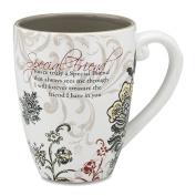 Mark My Words Special Friend Mug 12.1cm 500ml Capacity