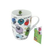 Wacky Woollies Ceramic Mug-