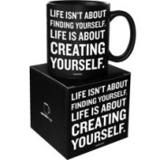 Quotable Cards Quotable Creating Yourself Mug