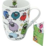 Dublin Gift Wacky Woollies Ceramic Mug