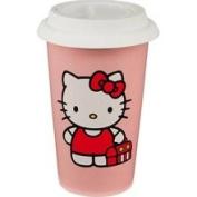 Hello Kitty Double Wall Travel Mug