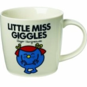 Wild and Wolf Little Miss Giggles Mug