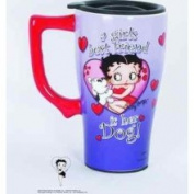 Spoontiques Betty Boop Dog Travel Mug