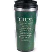 Trust Acrylic and Stainless Steel Tumbler Mug