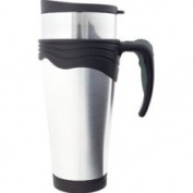 Timolino PCS-60 590ml Signature Travel Mug 2.0 Grande Brushed Stainless 590ml