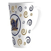 Milwaukee Brewers 470ml Latte Mug