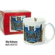 Buns of Maui Hawaiian Coffee Mug 590ml Big Kahuna