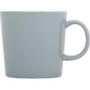 Iittala Dinnerware, Medium Teema Pearl Grey Mug