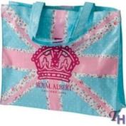Royal Albert Plasticised Shopping Bag - Pastel Union Jack