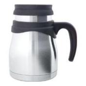 Timolino 500ml Tanium II Vacuum Travel Mug 590ml