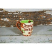 Glory Haus Ceramic Jumbo Coffee Mug Grandparents Are A Gift from Above