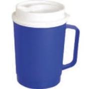 Rolyn Prest Extra Large Insulated Blue Mug - Each