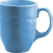 Syracuse Cantina Blueberry Carved 300ml Mug