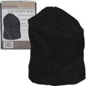 Heavy Duty Jumbo Sized Nylon Laundry Bag - Blue