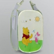 Crown Crafts Infant Products, Inc. Disney Pooh's ABC Pop-Up Hamper