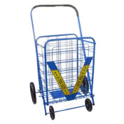 Trimmer Heavy Duty Extra Large Shopping / Grocery Cart Colour