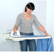 Creative Homewares OSUM-01 Lifestyle Wall Mounted Ironing Board - Compact