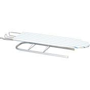 Household Essentials 130101W White Table Top Ironing Board