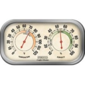 Taylor Precision Products 90113 Temp & Humidity Metre