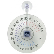 La Crosse Technology 15.2cm Indoor or Outdoor Hanging Dial Thermometer