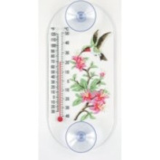 Aspects Incorporated ASP119 Aspects Hummingbird Classic Window Thermometer