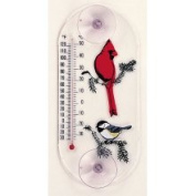 Aspects Bs-aspects188 062 Cardinal Pair Window Thermometer