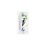 Aspects 198 Woodpecker Window Thermometer