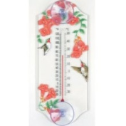 Aspects Incorporated ASP116 Aspects Chickadee Pine Window Thermometer