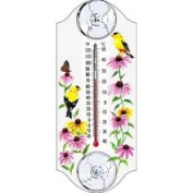 Aspects 259 Decorative Outdoor Goldfinch Thermometer
