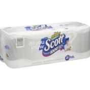 Scott 1000 Bathroom Tissue, Unscented, One-Ply - 20 rolls