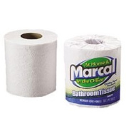 Marcal 6073 Premium Recycled Two-Ply Bathroom Tissue, 2-Ply