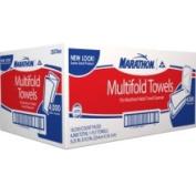 Marathon Multifold Paper Towels - 4,000 CT. - Multifold 2027202