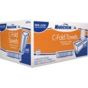 Marathon C-Fold Towels - 2400 CT. - C Fold 2066801