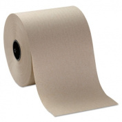 Georgia Pacific Professional Hardwound Roll Paper Towels, 2.4m x 300m, Brown, 6 Rolls/Carton