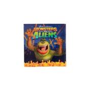 Hallmark 157741 Monsters vs. Aliens Napkins