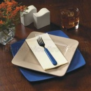 Hoffmaster FP1102 15 x 15 FashnPoint Ultra Ply Ecru Dinner Napkins 800 CT