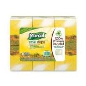 MRC 4034 Marcal Premium Fluff-Out Cube Facial Tissue MRC4034