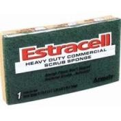 Armaly Brands 6.125in. x 3.5in. x .8in. Large Estracell Heavy-Duty Scrub Sponge 2100