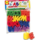 Alex Toys ABC Painting Sponges . and Above)