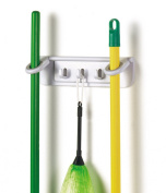 Spectrum 33300 Mop and Broom Organizer_Speedy Delivery_866-275-7383