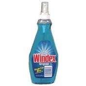 Windex Glass Cleaner, with Ammonia-D, Original - 12 fl oz